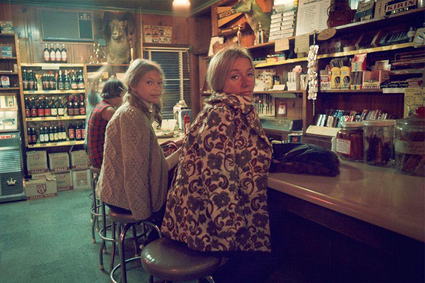 Roger Steffens - Boonville Truck Shop, November, 1970