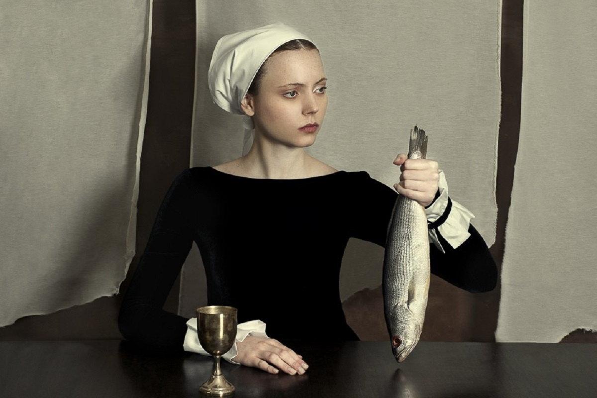Romina Ressia - Fish, 2014. Image via rominaressiaph.com
