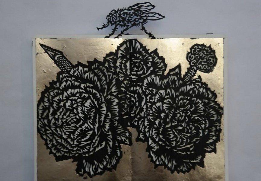 Rose series II by Aurel Rubbish