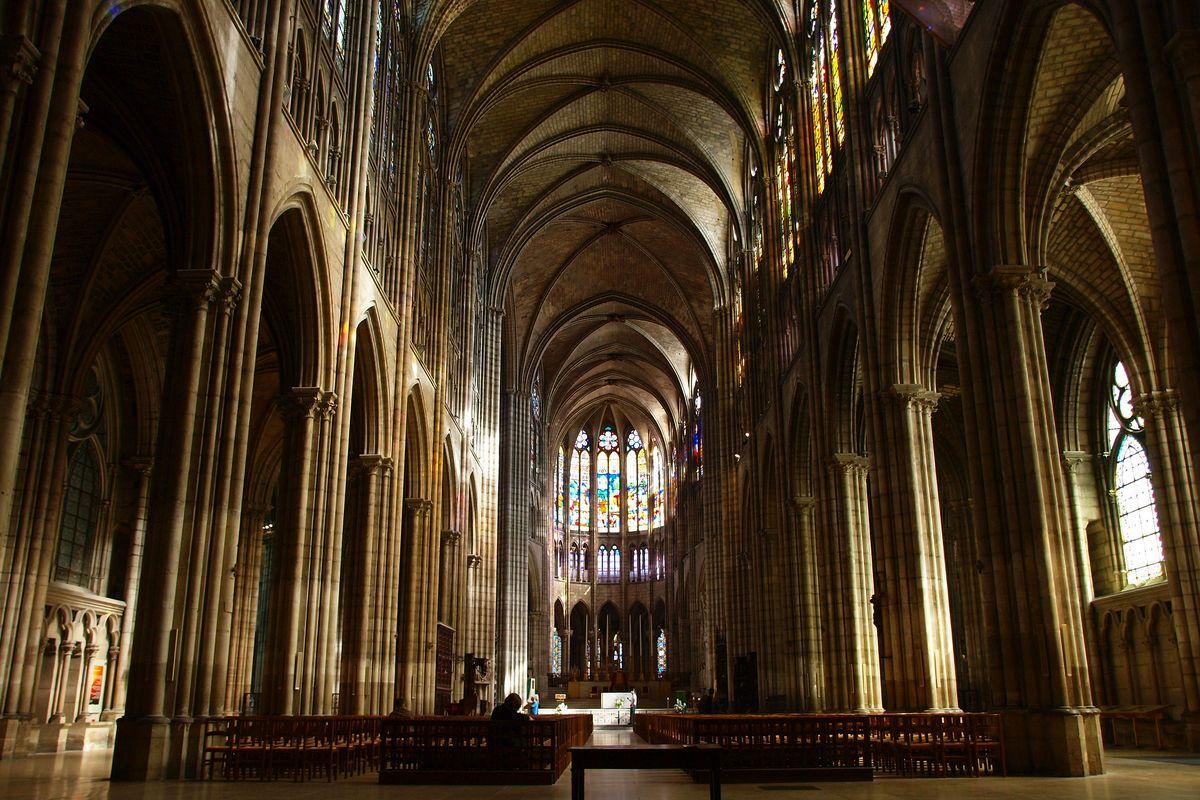 Saint Denis Basilica f