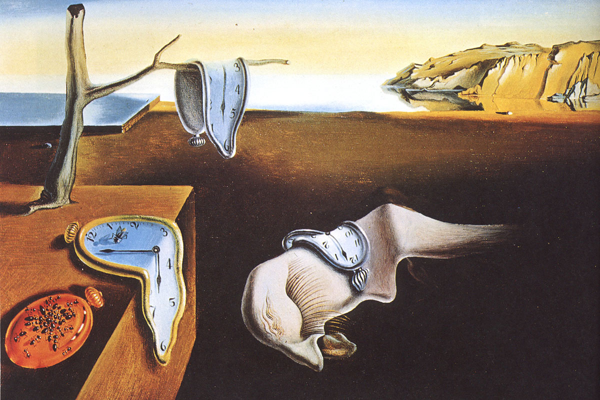 Time and Change in 10 Salvador Dalí Paintings | Widewalls