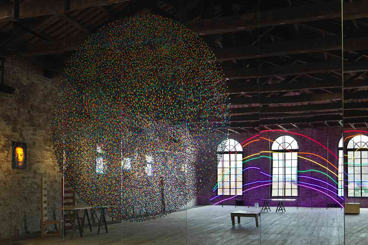Sarkis - Respiro, 56th Venitian Biennale