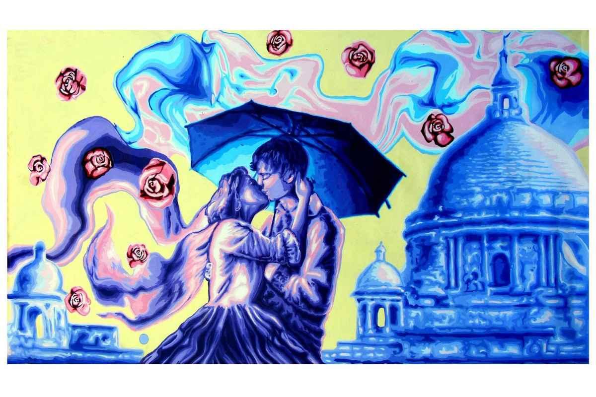 Satadru Sovan Banduri -Victory of victorian love_