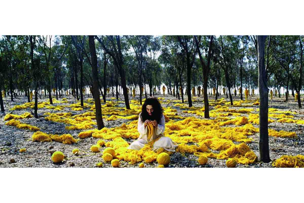 Shirin Neshat - Women without Men___