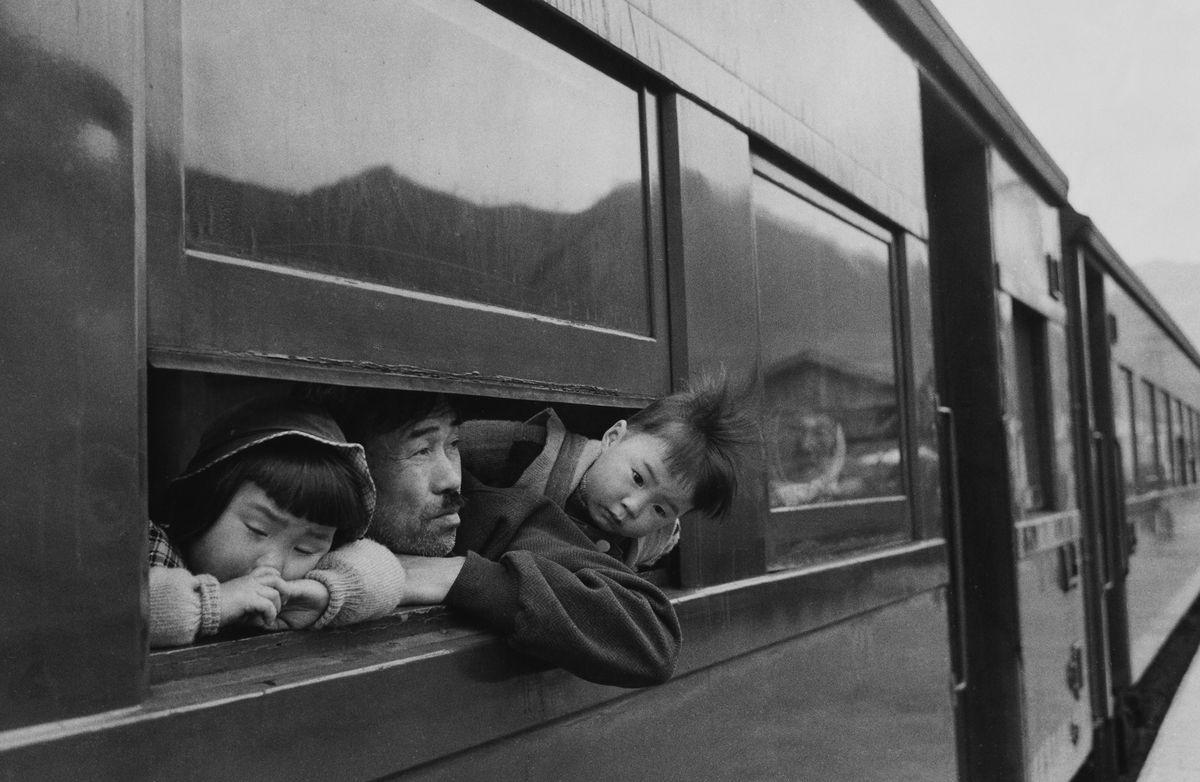 Shōmei Tōmatsu - El viaje / The Trip, 1959