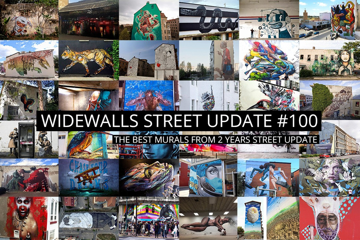 Street Update 100# Cover Image