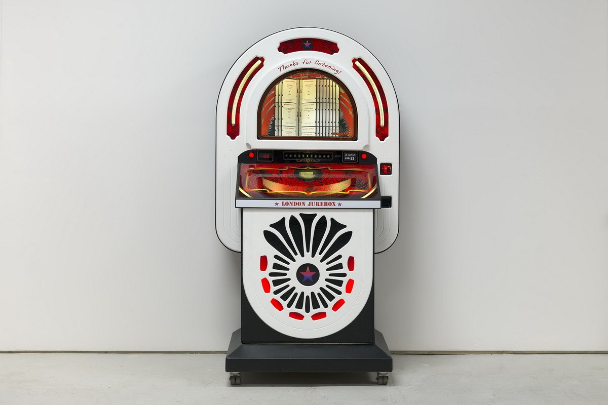 Susan Hiller - London Jukebox