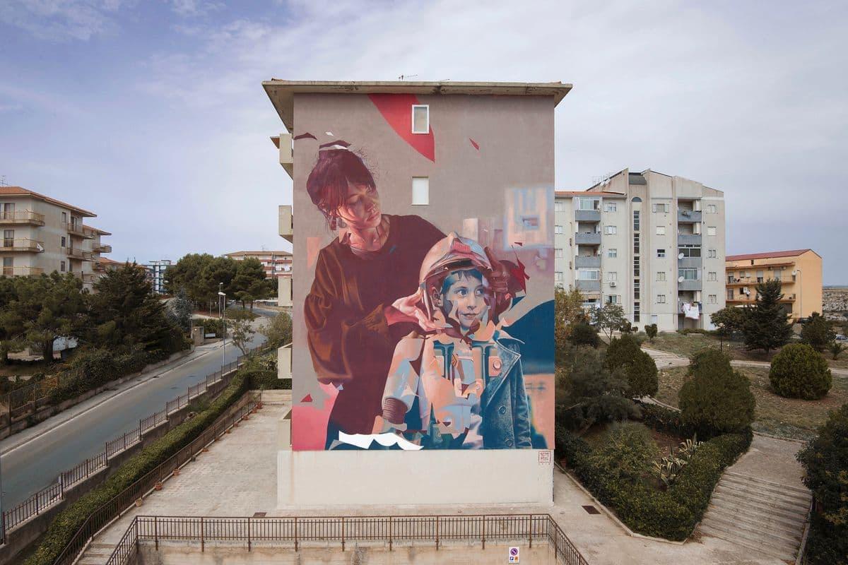 Telmo Miel in Ragusa, Italy