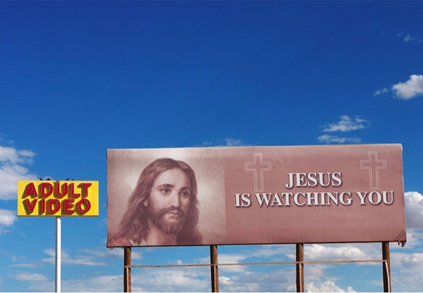 Jesus is Watching You, 2014