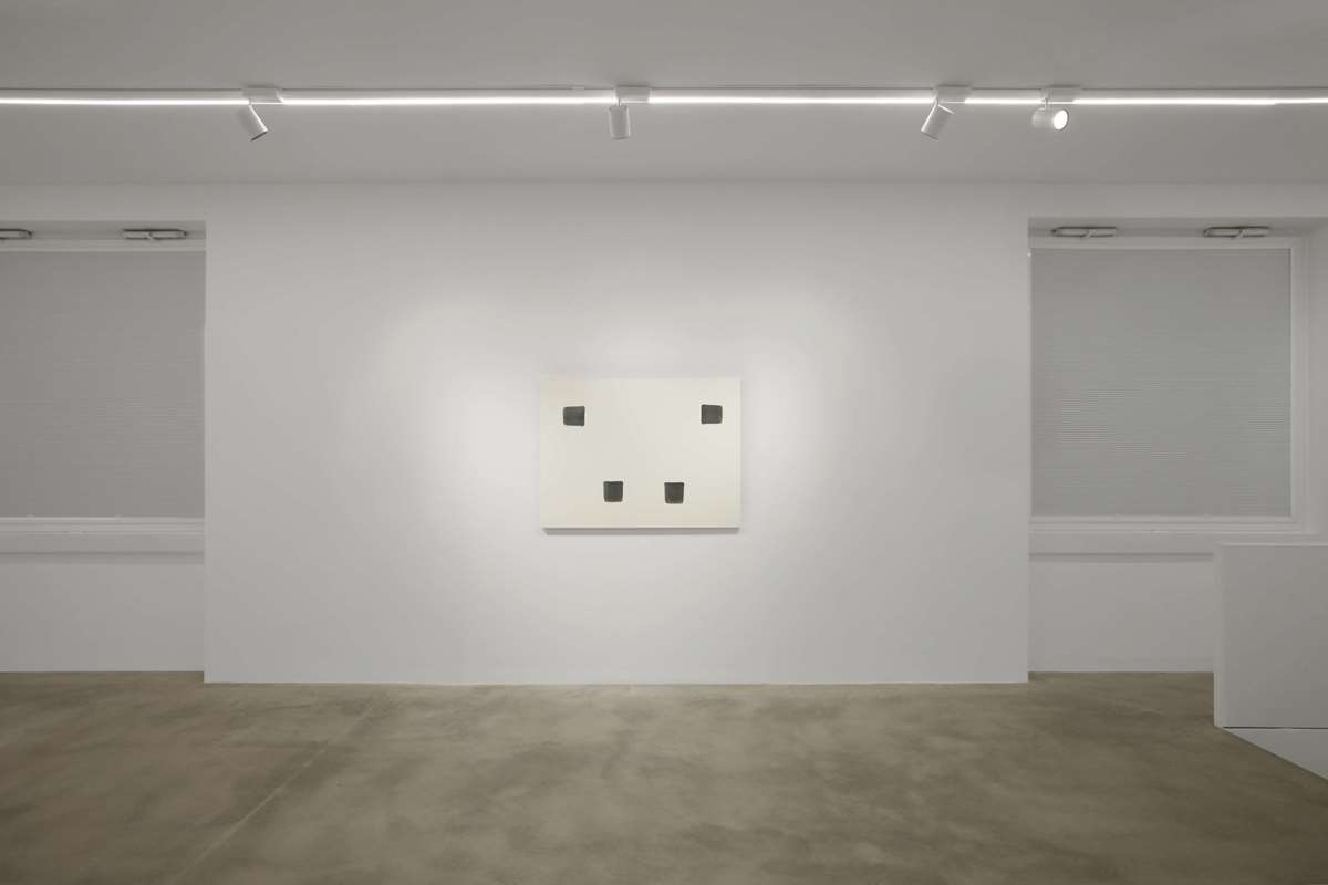The Eastern Gesture Five Voices from the Korean Avant-garde Installation view__