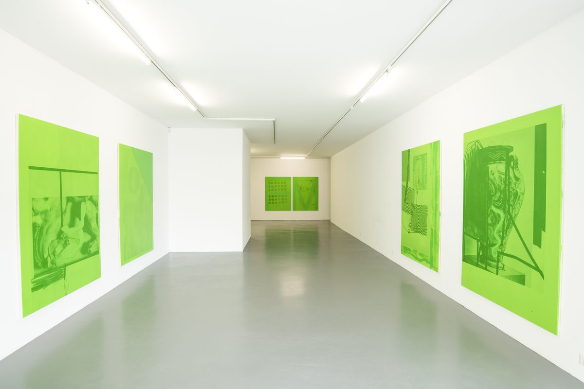 The Installation View of The Pitfalls of Reincarnation by Fabian Marti 5
