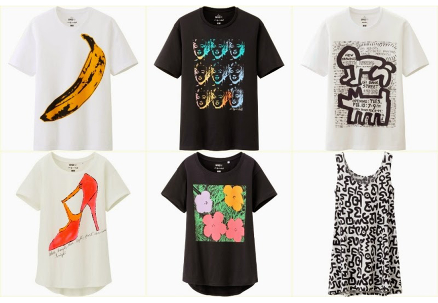 louvre uniqlo, <b> Musée du Louvre x UNIQLO are collaborating on a new collection</b>