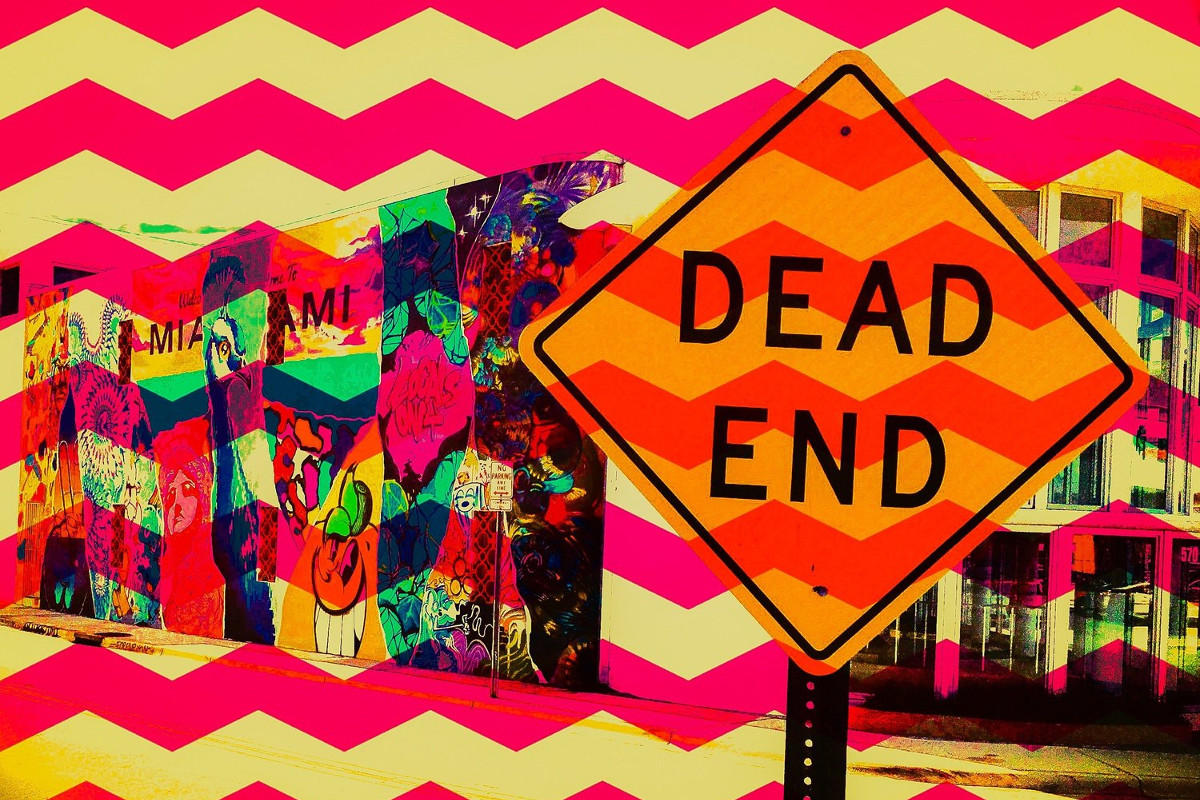 Virginia Valere - Dead End, 2017