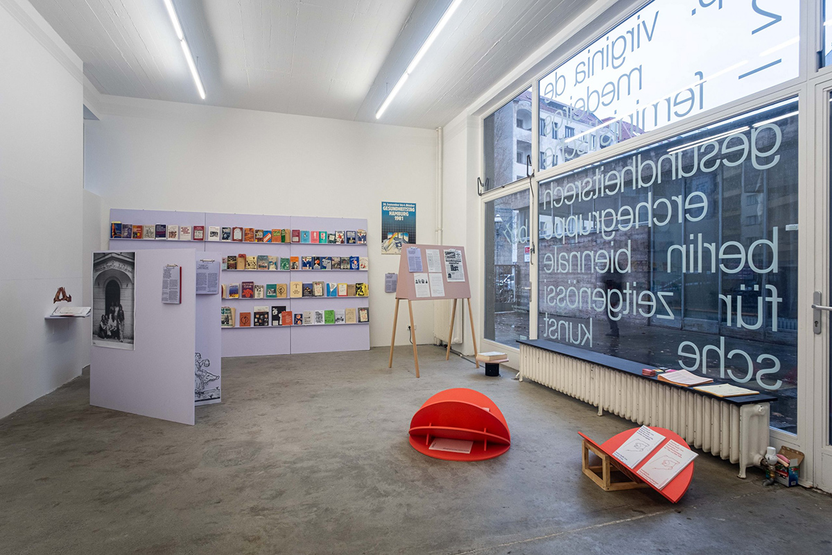Virginia de Medeiros Feminist Health Care Research Group11th Berlin Biennale