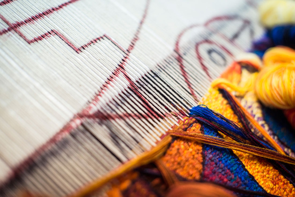 Wall Tapestry Art, via pinterest