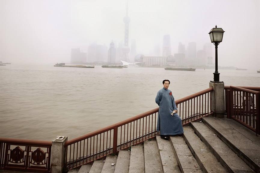 Wang Tong_In Shanghai,2008