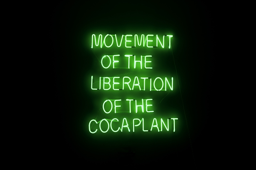 Wilson Díaz - Movement of the Liberation of the Coca Plant, 2012 2014