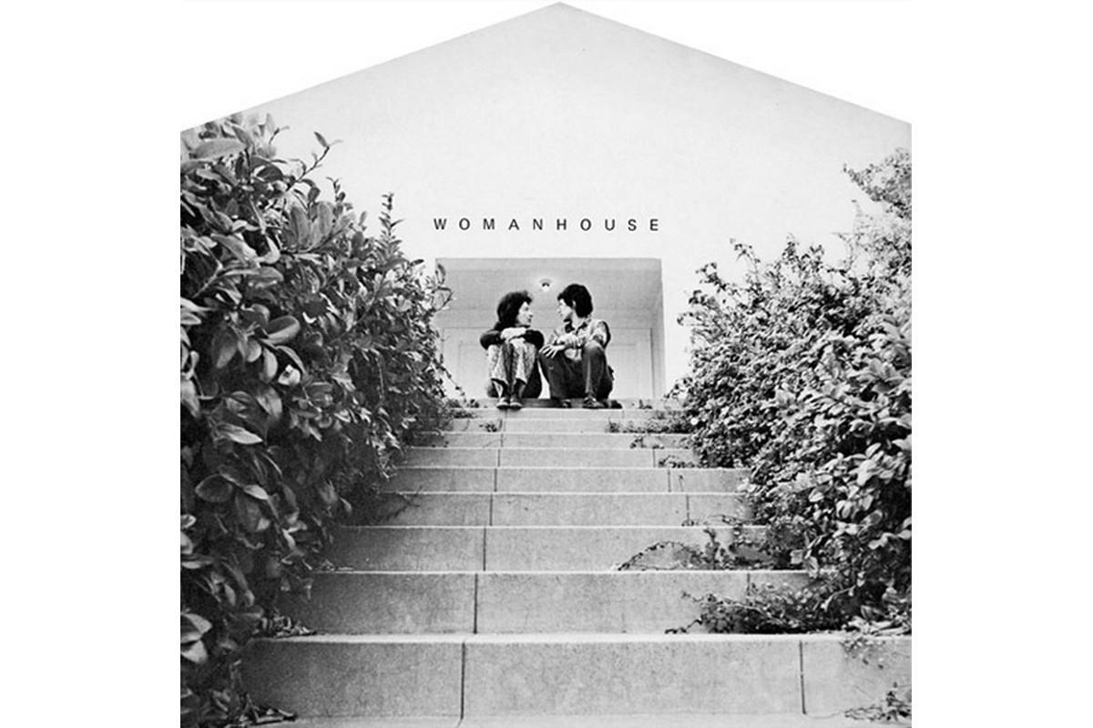 Womanhouse exhibition catalog cover