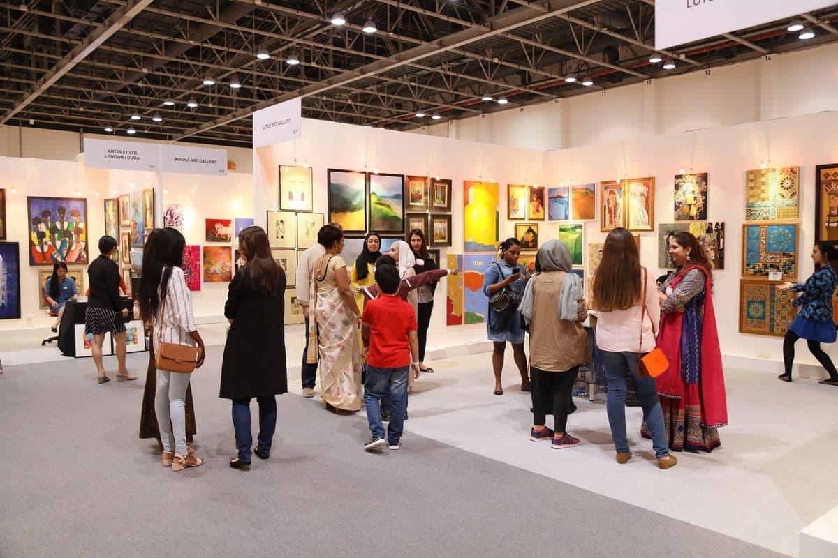 World Art Dubai 2