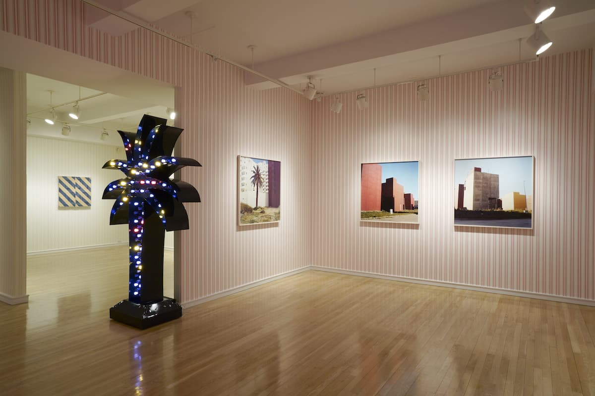 Yto Barrada at Pace, Installation View f
