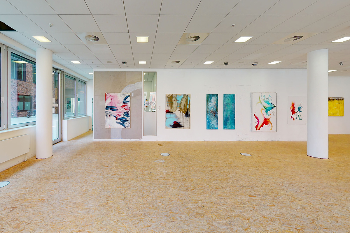 ZContemporary Art Gallery View