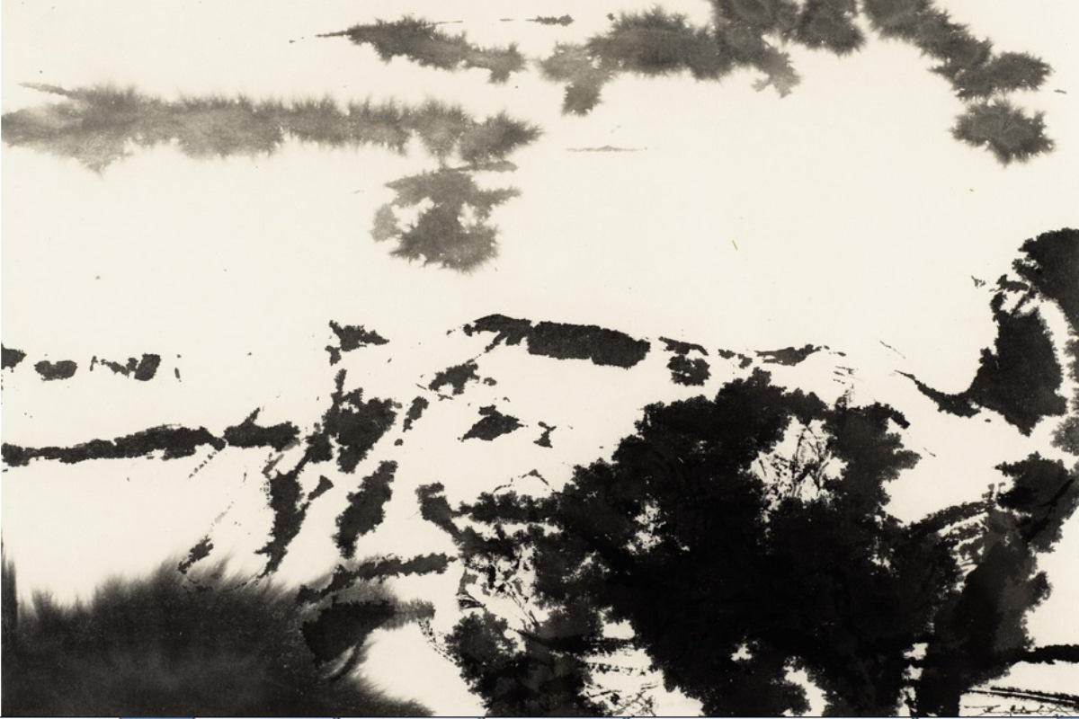 Zao Wou-Ki - Untitled (Lot 1020) [detail]