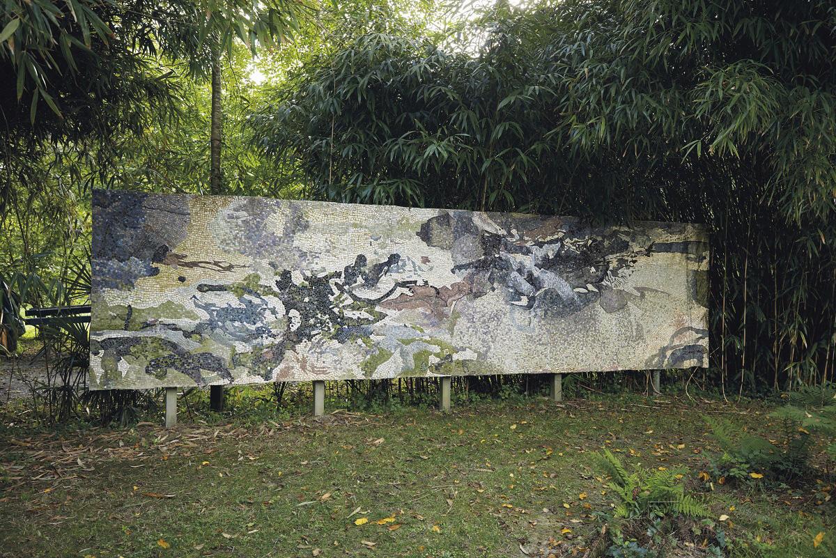 Zao Wou-Ki - Untitled, 1984