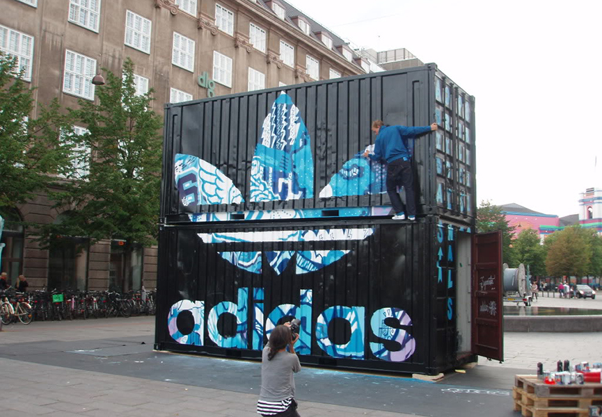 10 Best Street Art Ads Widewalls