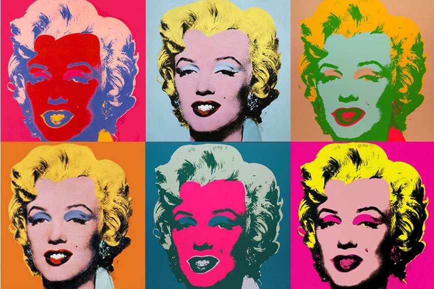 Andy Warhol Pop Art Portraits That Changed The Art World Forever | Widewalls
