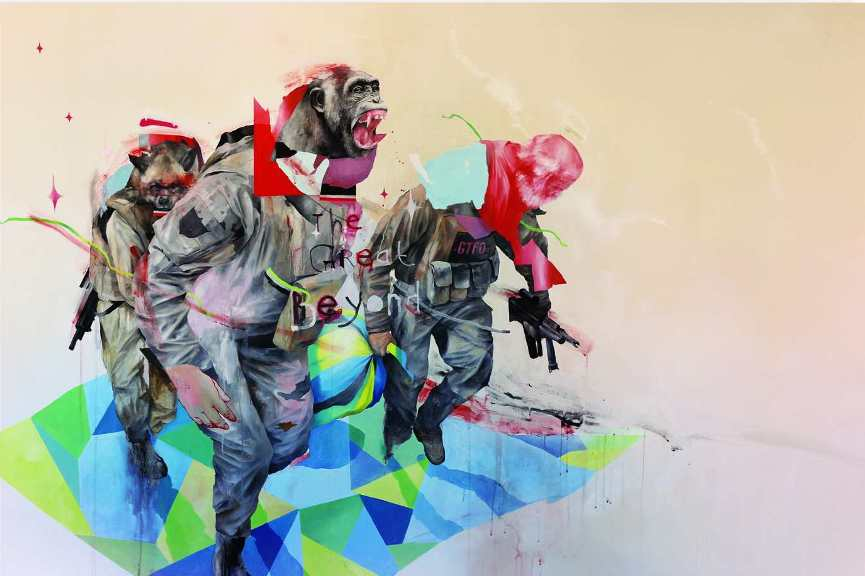 Joram Roukes-The Great Beyond