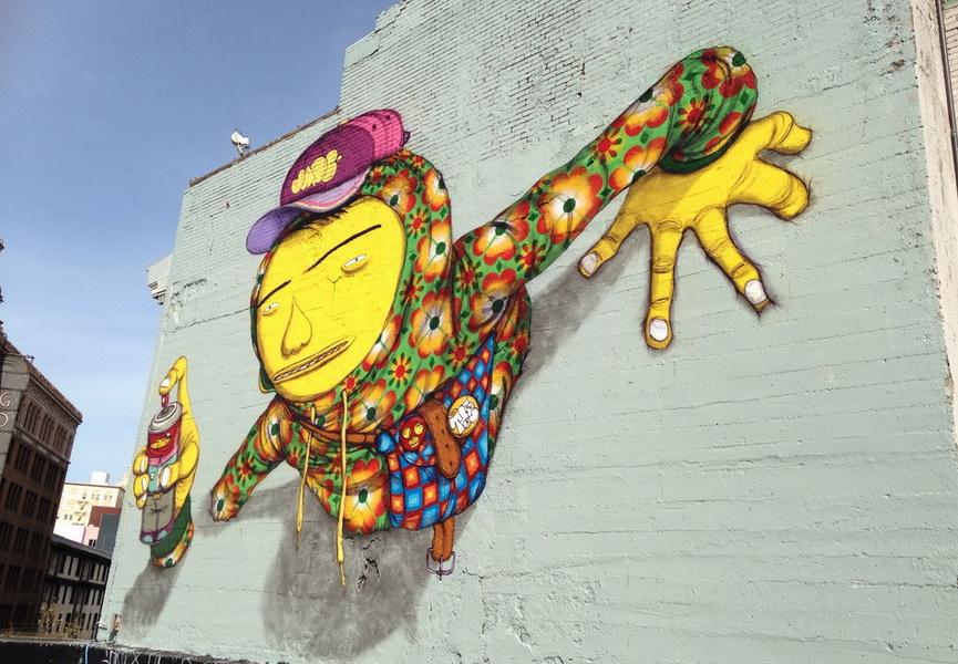 Best Brazilian Street Artists | Widewalls