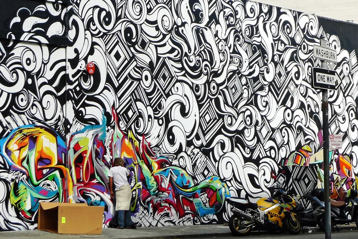 street artists cavalli