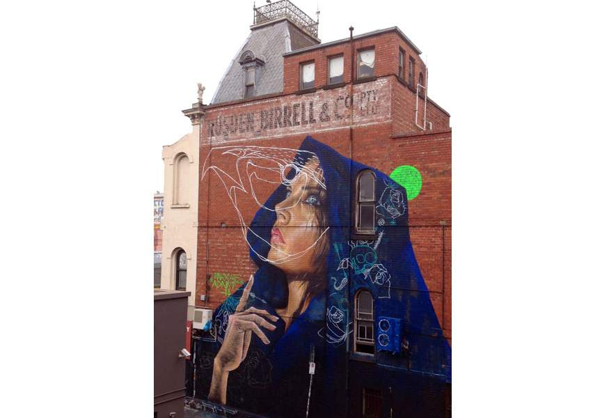 Adnate Two-One Melbourne