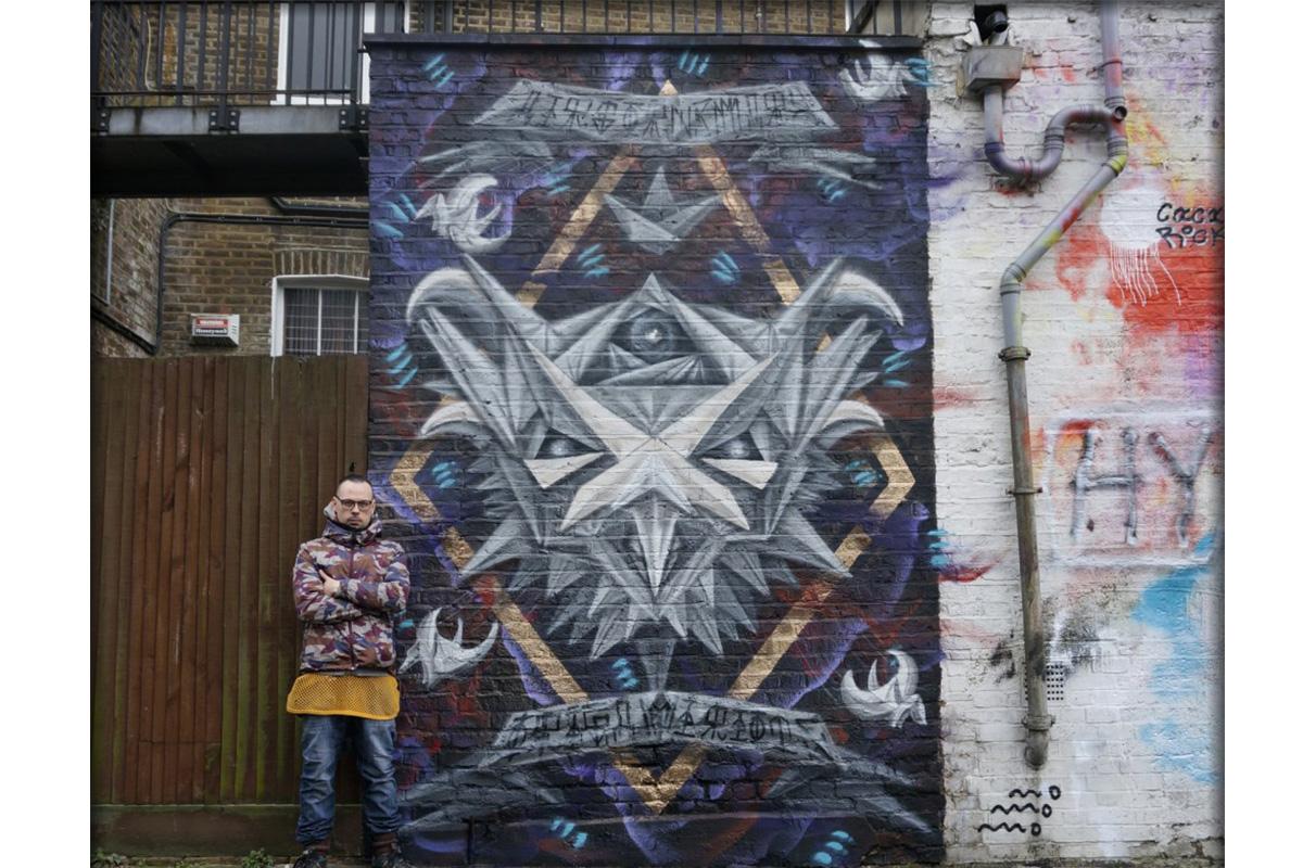 Airborne Mark - Origami Owl - London 2015