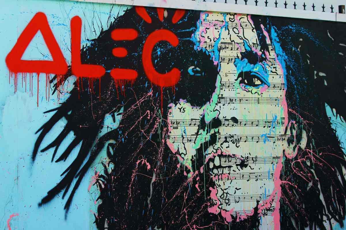 Alec Monopoly - Bob Marley, LA, 2013