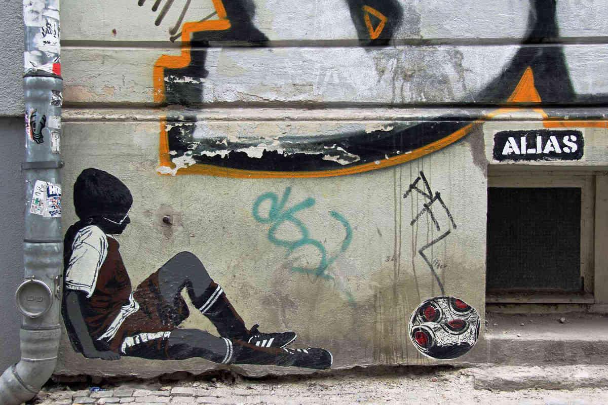 Alias, Game over, Berlin, 2013, photo credits andBerlin