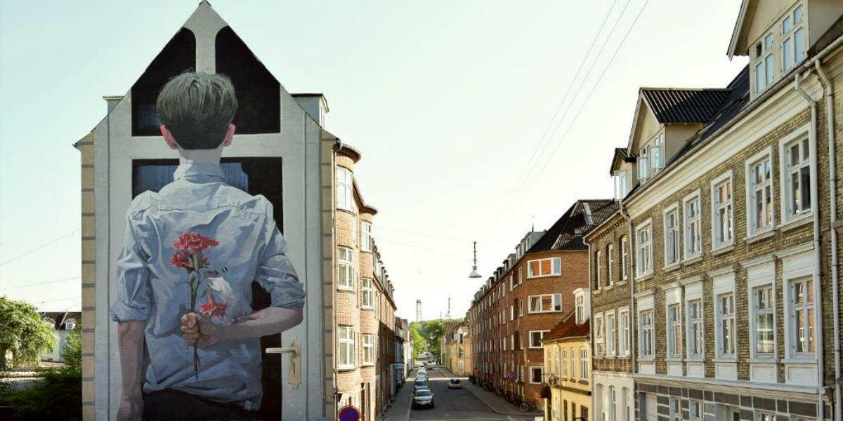 BEZT - ETAM CRU - Meeting her parents (detail), Aalborg, Denmark, 2016