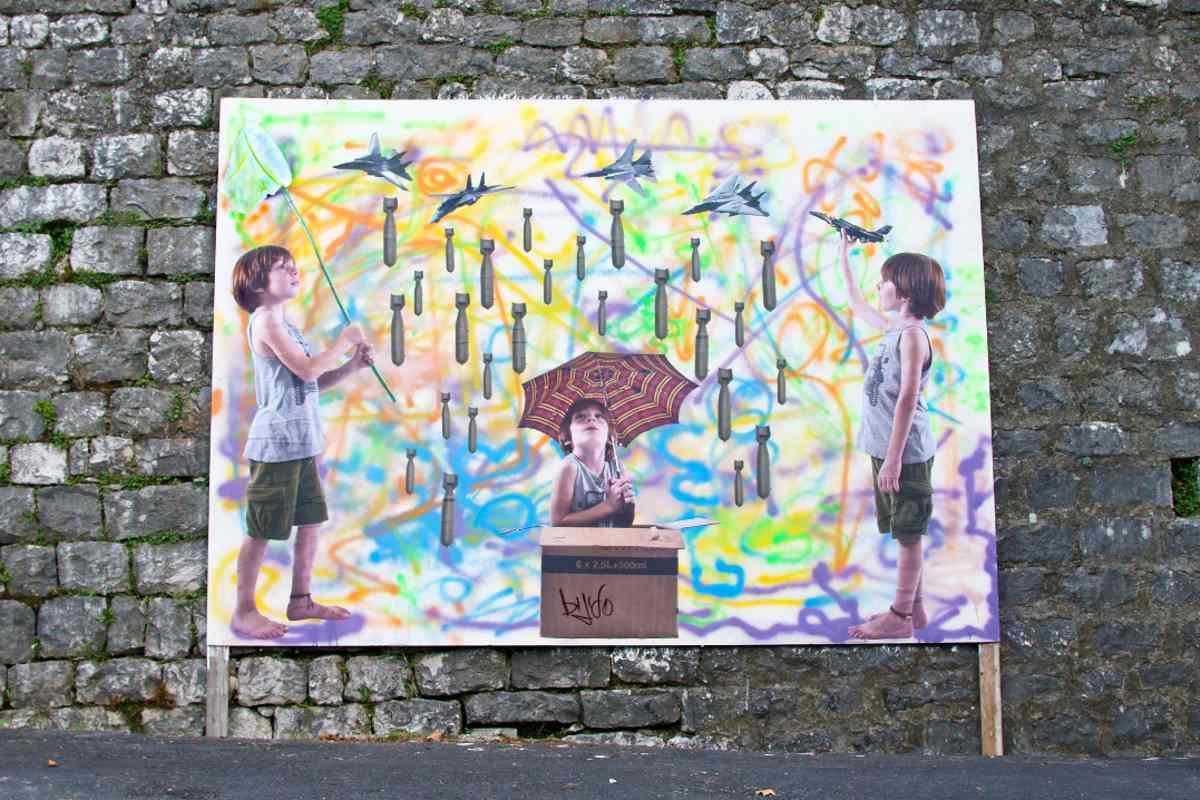 Bifido - I love the bomb - Cusano Talk Festival, 2014
