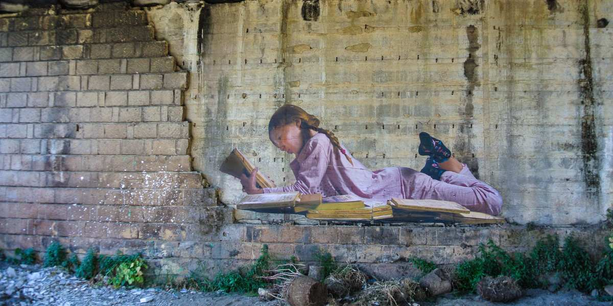 Bifido - In my room, Caserta, Italy, 2017 - Image courtesy of the artist