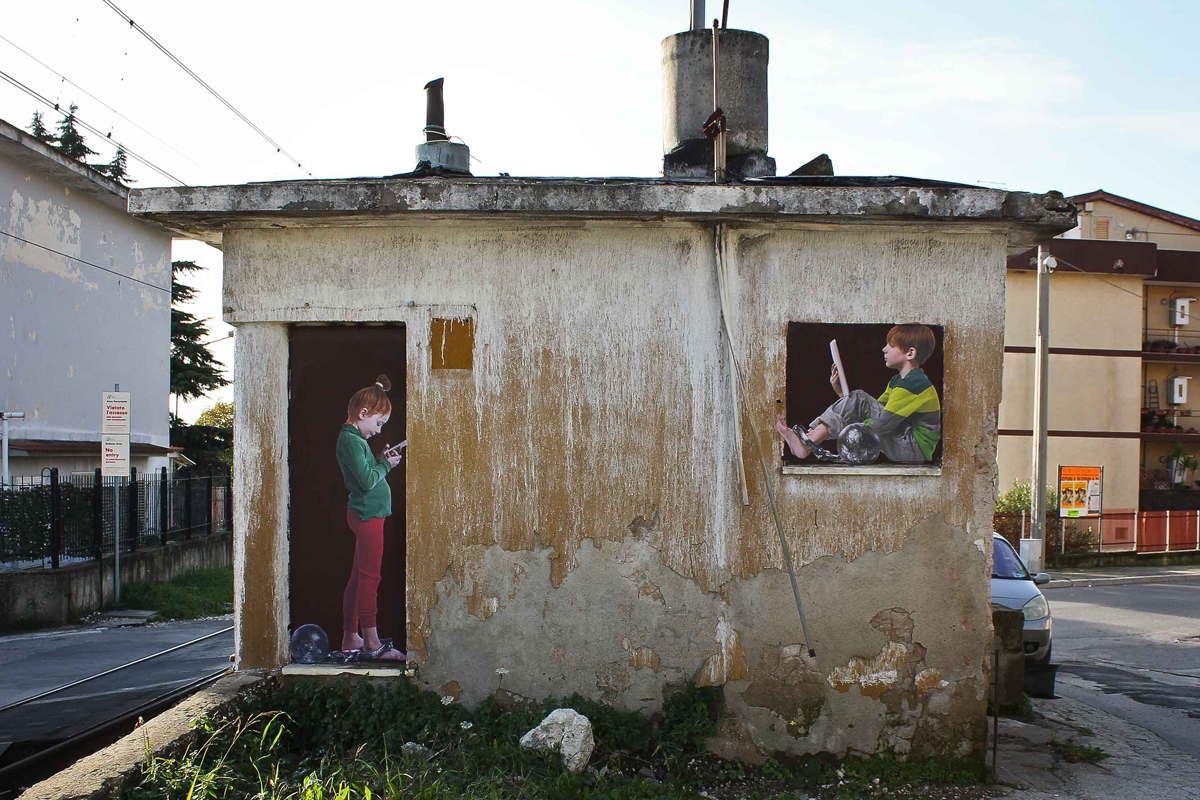 Bifido - Stay Hungry Stay Foolish, Caserta, Italy, 2015