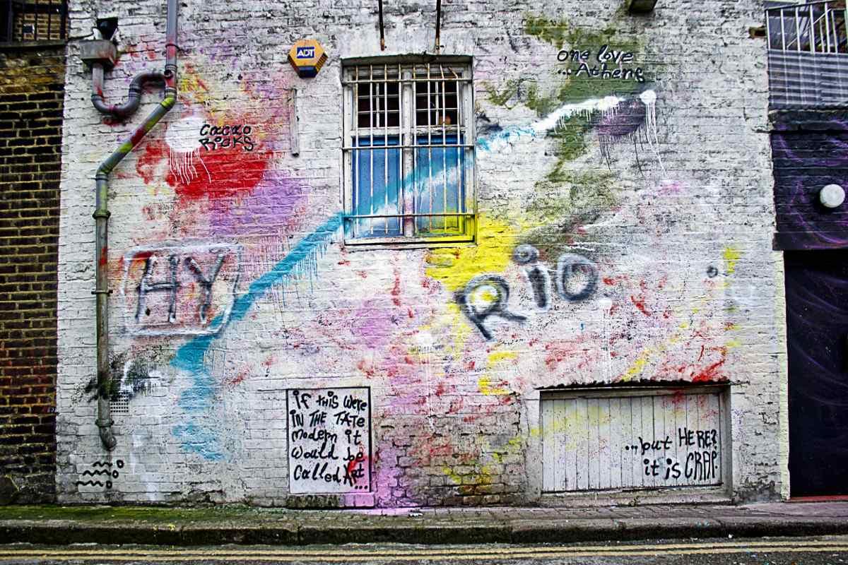 Cacao Rocks - Rio, London, 2015, photo credits - artist