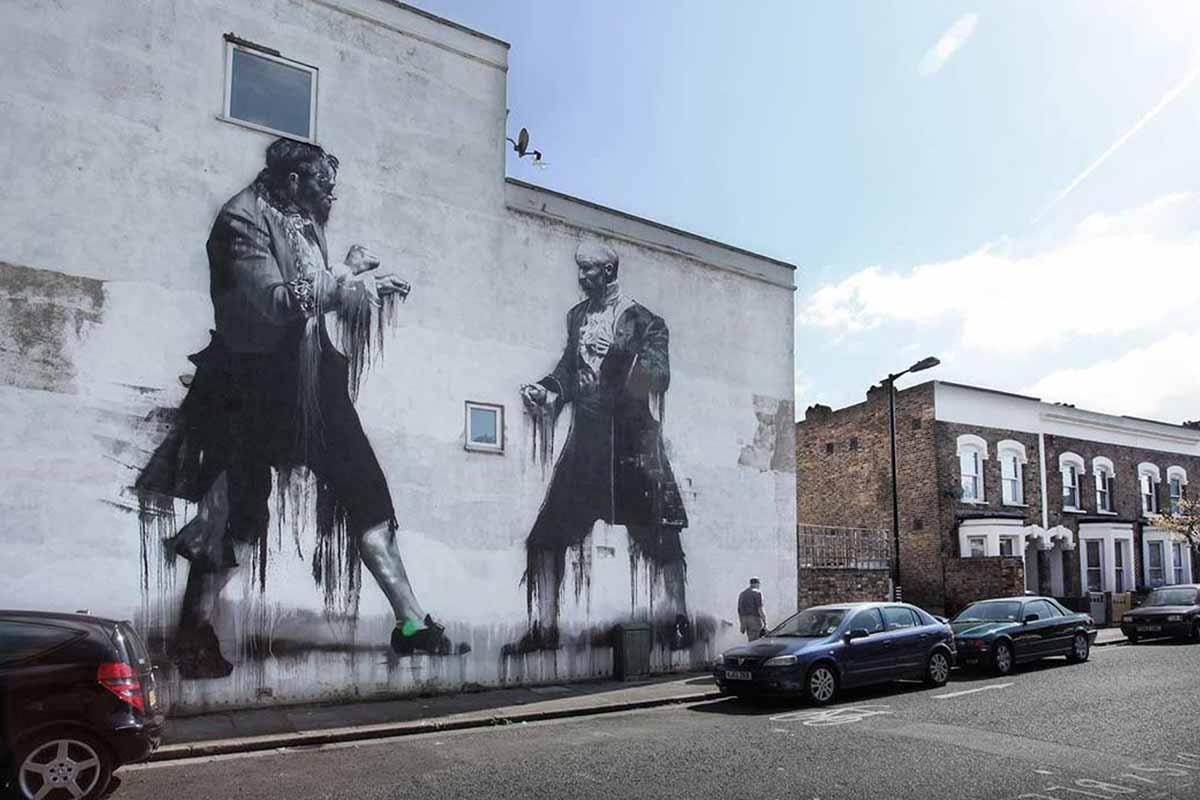 Conor Harrington - Dulwich Fight Club, London (photo by Ian Cox), 2013