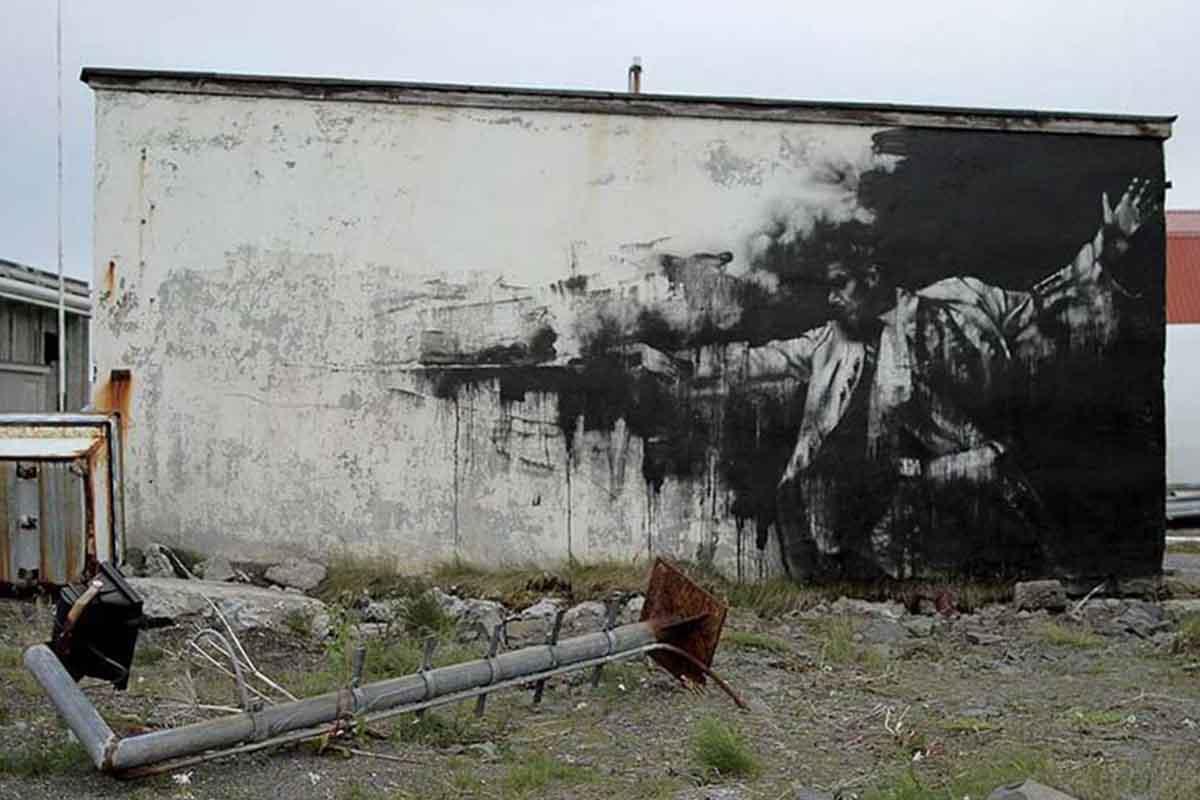 Conor Harrington - Vardo 3, Norway, 2012