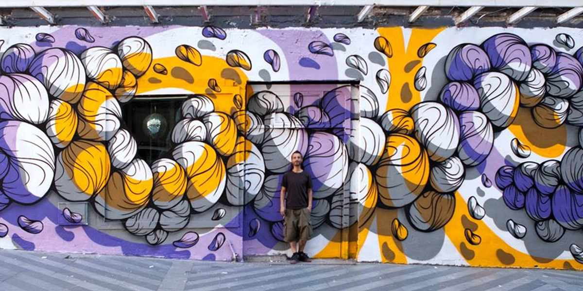 Crin - Mind the Wal; Project Number 2, Madrid, 2014 - photo credits Rosibel Rojas