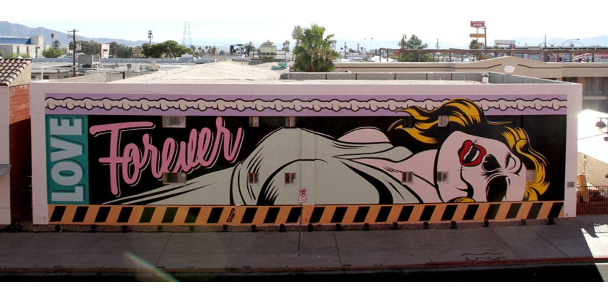 DFace - Love Forever - Las Vegas, 2015
