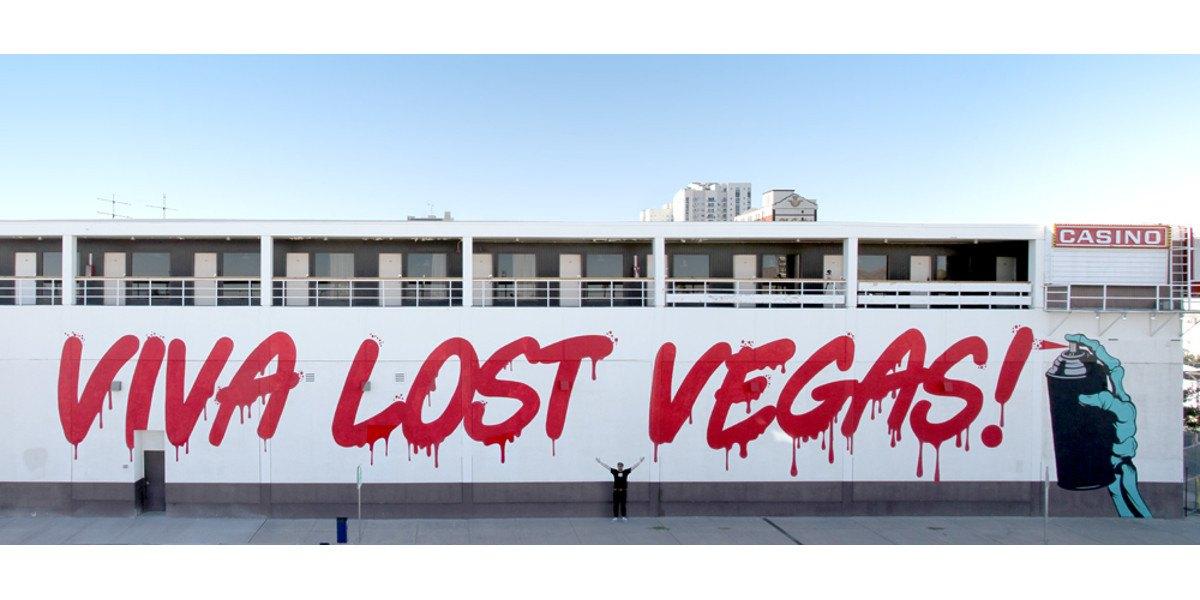DFace - Viva Lost Vegas - Las Vegas, 2013