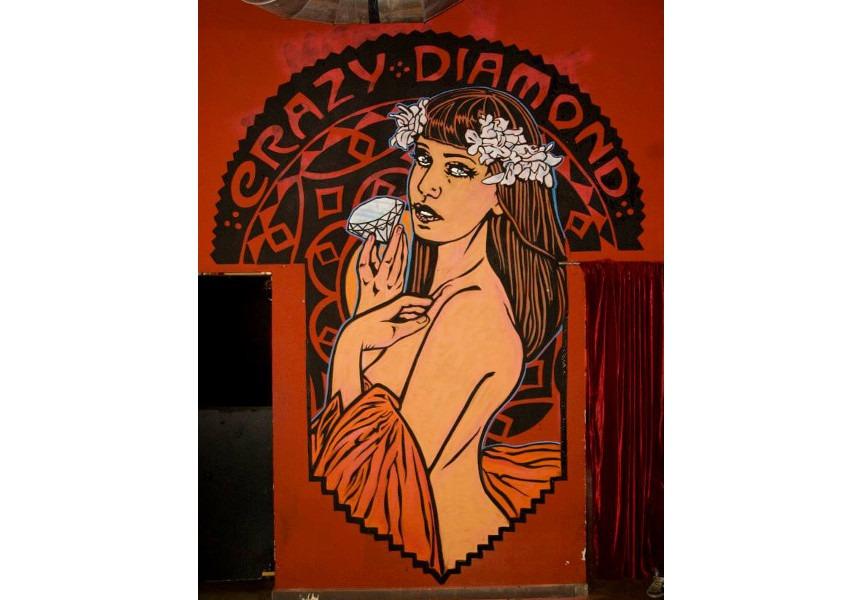 Diamond - Rising Love, 2014, photo credits - artist