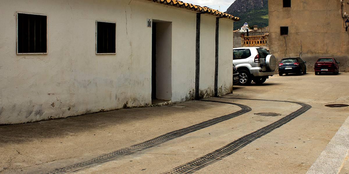 DosJotas - Brake, Fanzara, Spain - Image courtesy of the artist