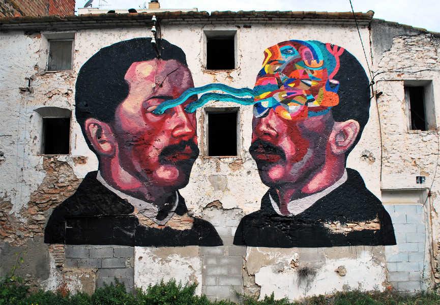Ever, Occupy, Amposta, Barcelona, FAHR Festival, 2013