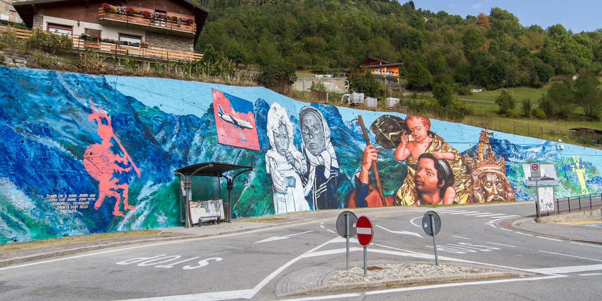 Gaia - the Human Condition, Camonica Valley, Italy, 2016 - photo credits D Bassanesi